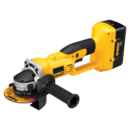 DEWALT DC415KL 36-Volt Lithium Ion Cordless 4-1/2 inch Cut-Off Tool with NANO Technology