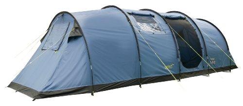 Gelert Vector 6 Tent - Riviera / Charcoal