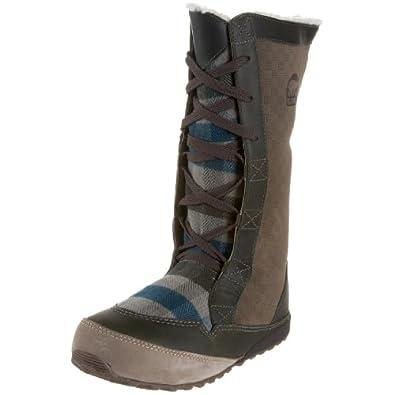 Sorel Women's Mackenzie Holiday Lace Tall Boot