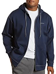 Reebok Bay Big & Tall Play Dry Fleece Hoodie