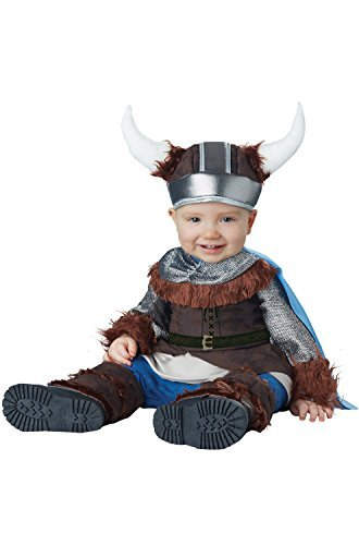 Lil' Viking Costume for Toddler by California Costume (Lil Viking Costume)