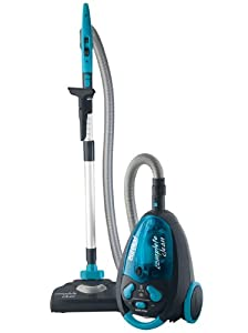 Eureka Complete Clean Bagless Canister Vacuum Cleaner, 955A