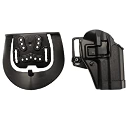 BlackHawk® CQC™ Concealment Holster Matte Finish for SIG 220 / 225 / 226, Black, Right Hand