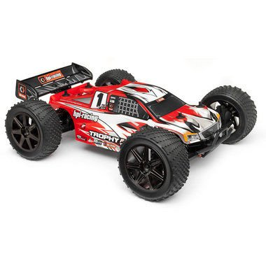 HPI Racing RC Car Brushless Electric Off Road 1/8th Trophy Truggy Flux RTR