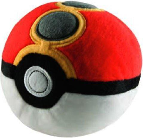 "Pokemon Repeat Ball 5"" Pokeball Plush"
