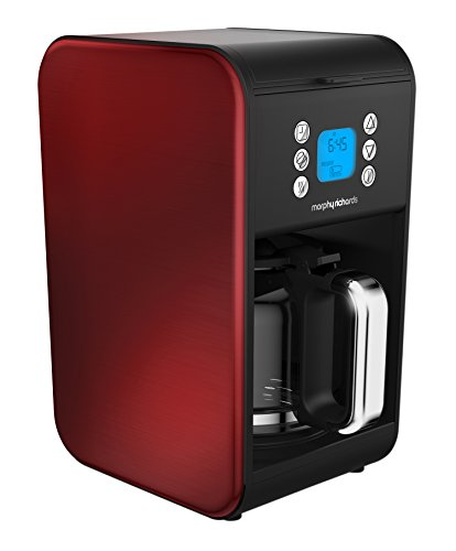 morphy-richards-162009-pour-over-filter-coffee-maker-18-litre-900-w-red
