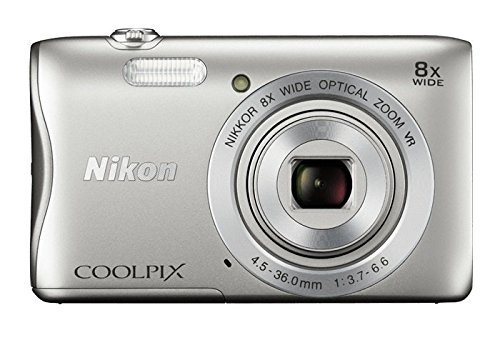 Nikon COOLPIX S3700 Digital Camera