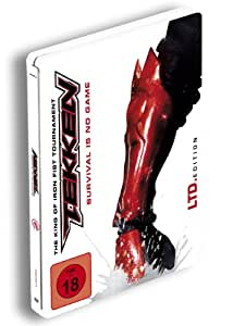 Tekken (Limited Steelbook + 10 Sammelkarten) [Limited Edition]