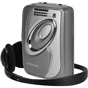 Memorex 2702 Personal Cassette Player