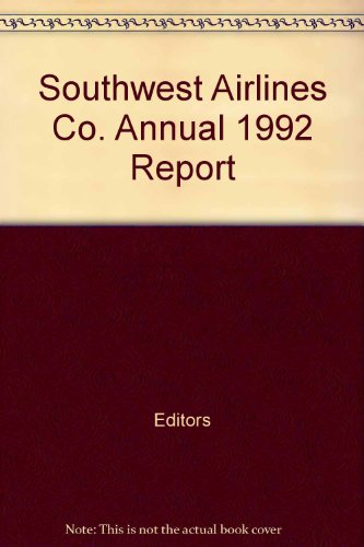 southwest-airlines-co-annual-1992-report