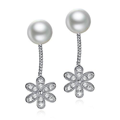 925-argento-sterling-perle-d-acqua-dolce-naturale-7-mm-crisantemo-orecchini-a-perno