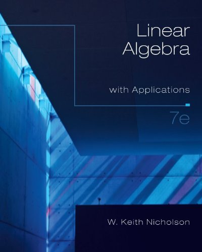 Linear Algebra with Applications with Connect Access Card