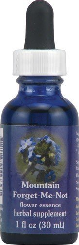 Flower Essence Services Mountain Forget-Me-Not, 1 Oz