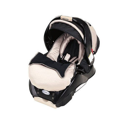 Graco Snugride Infant Car Seat, Platinum