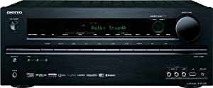 Onkyo HT-RC560 7.2-Channel Network A/V Receiver (Built-in Wi-fi & Bluetooth)