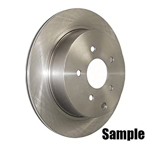 Centric Parts 121.43015 C-Tek Standard Brake Rotor from CENTRIC PARTS, INC.