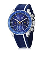 So&Co New York Reloj de cuarzo Man Monticello 44 mm