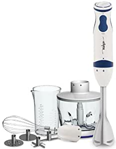 Miallegro 9090 Mitutto 550-Watt Immersion Hand Blender, Professional-style
