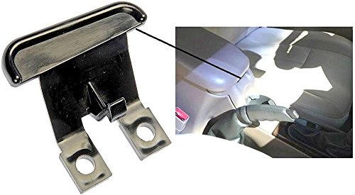 APDTY 035919 Center Console Arm Rest Compartment Lid Latch Lock Handle (Replacement For GM 88986007) (Trailblazer Console Parts compare prices)