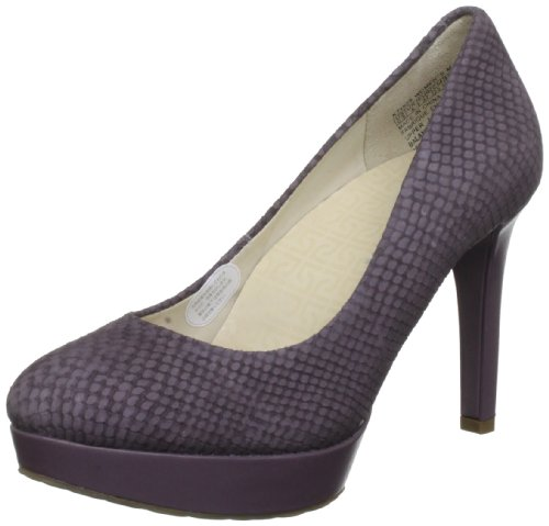 Rockport Women's Janae Pump Sparrow Platforms Heels K74525 3 UK