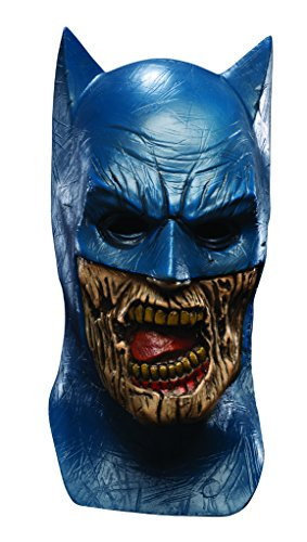 Batman Zombie The Dark Knight Cosplay Latex Adult Halloween Costume Mask