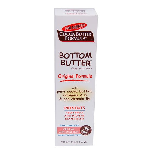 Palmers Cocoa Butter Bottom Butter 4.4 Oz. (Case Of 6)