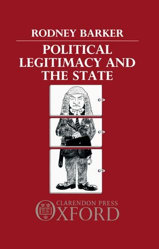 Political Legitimacy and the State PDF Download Free