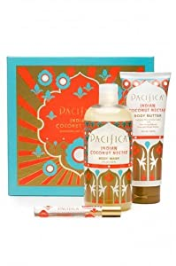 Pacifica Indian Coconut Nectar Holiday Wanderlust Collection by Pacifica