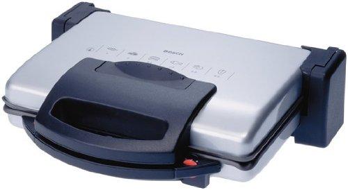 Bosch-TFB-3302-Sandwichtoaster-Waffeleisen-Aluminium-anthrazit