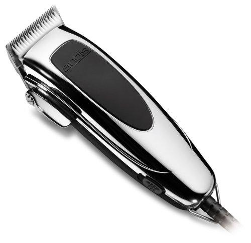 Andis Speedmaster II Adjustable Blade Hair Clipper, Silver/Black (24145)
