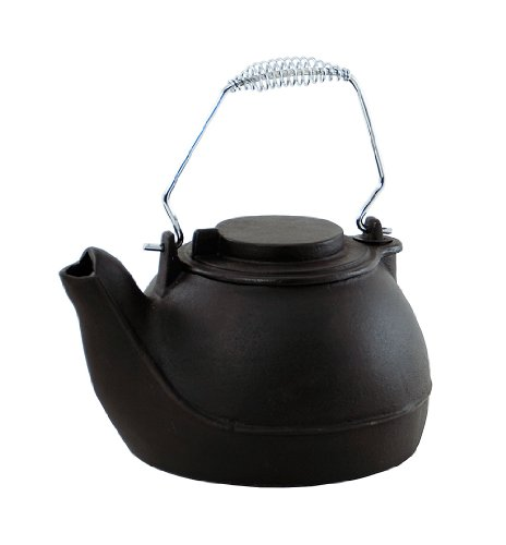 Large Cast Iron Woodstove Kettle (Kettle For Woodstove compare prices)