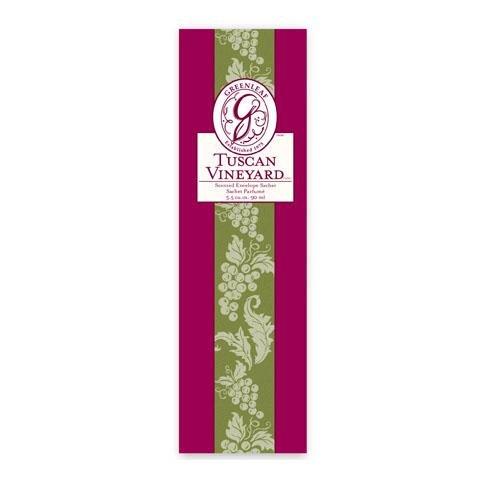 Greenleaf Toscana Vigneto sottile sacchetto profumato