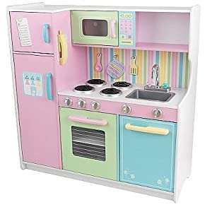 Amazon.com: Kidkraft My Precious Kitchen w/ Accessories: Toys & Games