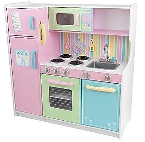 Amazon.com: Kidkraft My Precious Kitchen w/ Accessories: Toys & Games