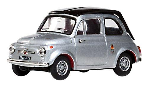 Vitesse - Modellino Auto Fiat Abarth 695Ss Argento / Nero Scala 1:43 (Giappone Import)