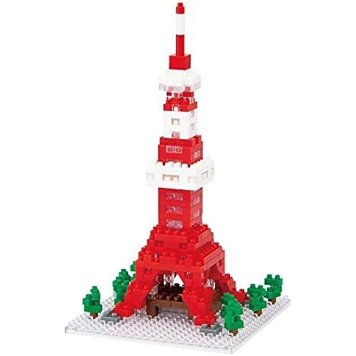나노 블럭 도쿄 타워 NBH-053-NBH-053 (2013-08-31)