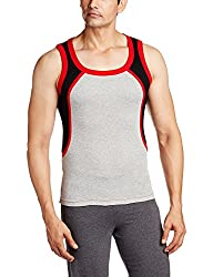 Opex Men's Cotton Vest (B019_Qbwxrq-32_Multi-Coloured_32)
