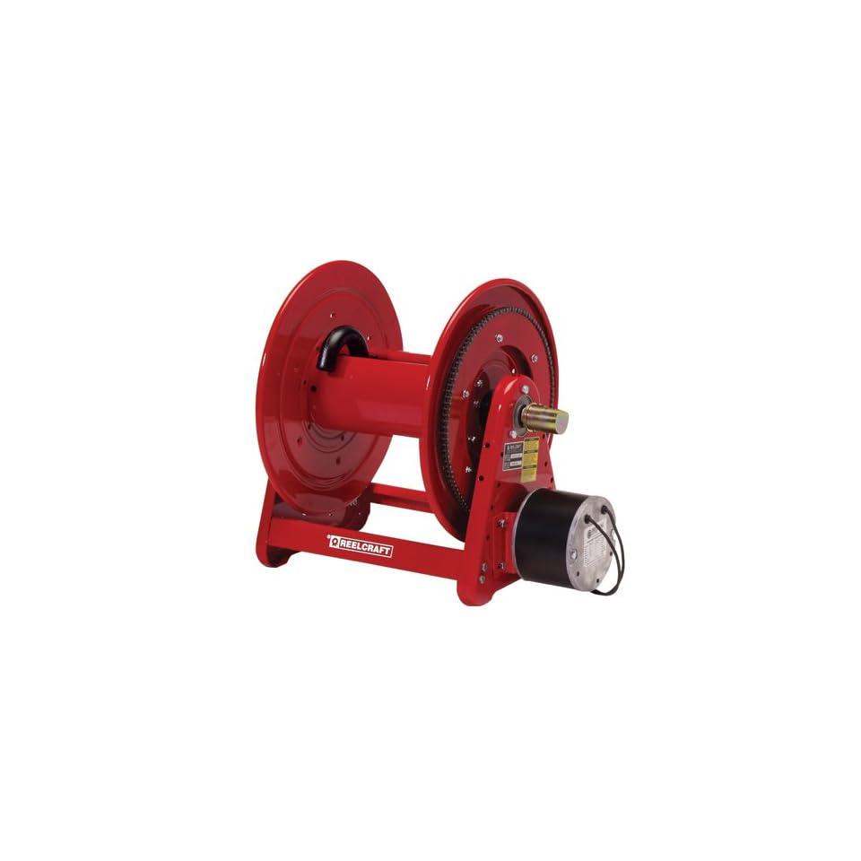 Reelcraft electric motor driven hose reel 12 volt dc 3 for 12 volt hose reel motor