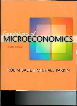 MICHAEL MICROECONOMICS PARKIN