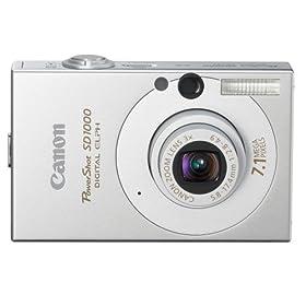 canon powershot sd1000 7 1mp digital elph camera with 3x Canon PowerShot SD1100 Is canon powershot sd1000 user manual pdf