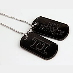 T.I. - No Mercy Dogtag