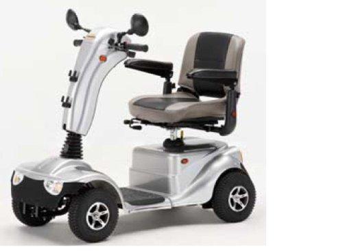 2012年新作 フランスベッド リハテック シリーズ SP-141( ハンドル型電動4輪車椅子 ) 免許不要 形式認定品