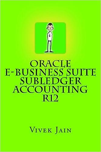 Oracle E-Business Suite Subledger Accounting R12 price comparison at Flipkart, Amazon, Crossword, Uread, Bookadda, Landmark, Homeshop18
