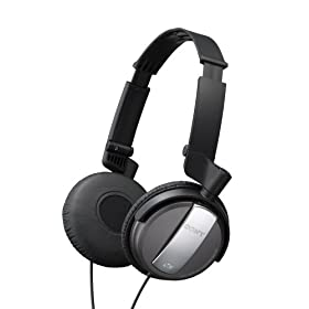 Amazon - Sony Noise Canceling on-ear headphones - $32.89