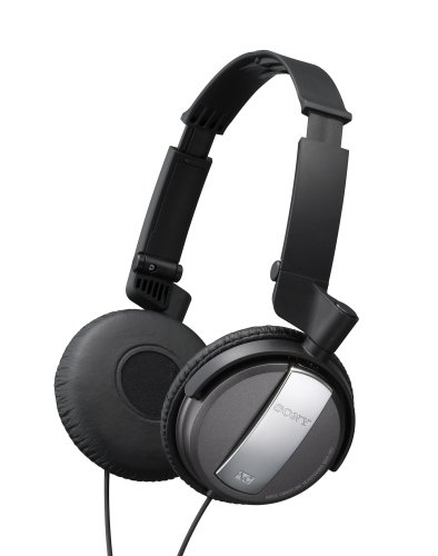 Sony Noise Canceling On-Ear headphones