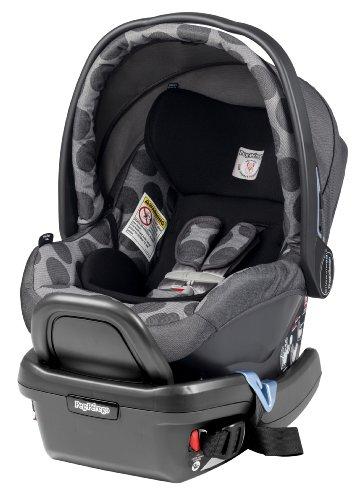 Peg-Perego-Primo-Viaggio-435-Infant-Car-Seat-Pois-Grey