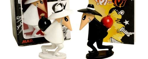 Spy vs. Spy (Mega Mini Kits)