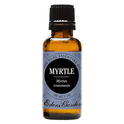 Myrtle 100% Pure Therapeutic Grade Essential Oil by Edens Garden- 30 ml