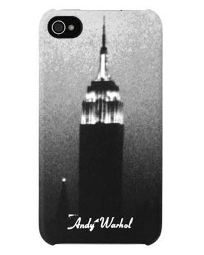 INCASE(インケース)ANDY WARHOL SNAP CASE for iPhone4S (Empire(CL59606))