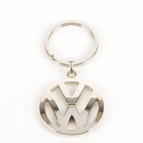 volkswagen-metal-key-chain-keyring-fob-silver